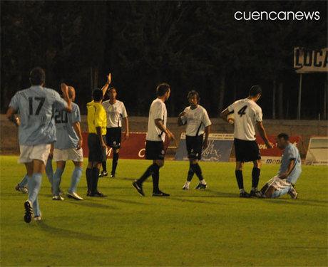 Valioso punto del Conquense en Lugo (1-1)