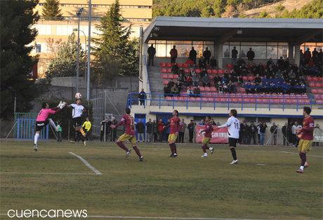 Reparto de puntos entre Conquense y Pontevedra que sirve de poco (1-1)