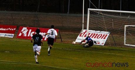 Un fallo defensivo sirve al Celta de Vigo B para imponerse al Conquense (1-0)