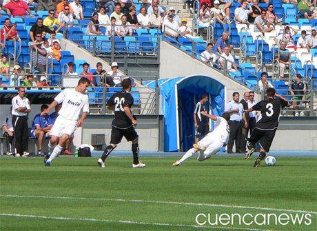 El Conquense recibe al equipo de moda, el Castilla (16:00)