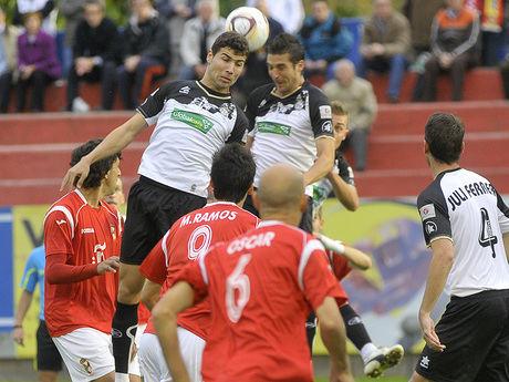 El Alcalá derrota al Conquense por la mínima (1-0)
