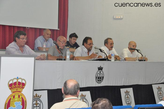 La directiva del Conquense lanza el último S.O.S. a las instituciones por La Fuensanta