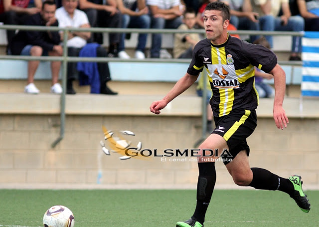 El Conquense ficha al delantero Borja Lázaro, procedente del Ontinyent
