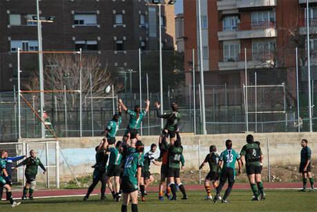 Nueva victoria para el Club Rugby 'A Palos'