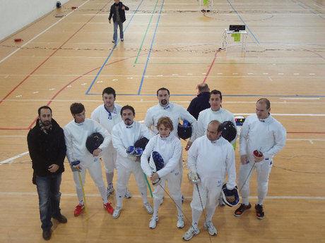 Gran actuación del CDE Espadas Colgadas en el II Torneo de ranking puntuable celebrado en Albacete