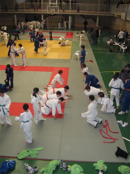 Campeonato provincial de judo de Cuenca