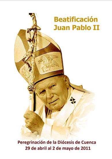 La Beatificación de Juan Pablo II contará con representación conquense