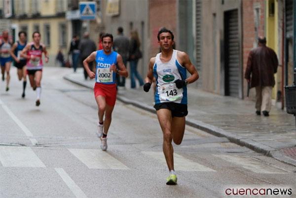 Miguel Ángel Torrecilla vence en la XXVII Carrera del Pavo