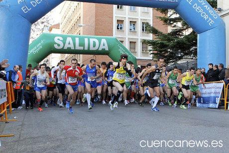 Más de 2.300 atletas participan en la XXVIIICarrera del Pavo