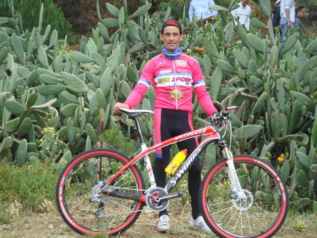 Ángel Llorens  fue convocado para recibir en Membrilla (Ciudad Real) un reconocimiento a su existosa temporada 2010 - 2011