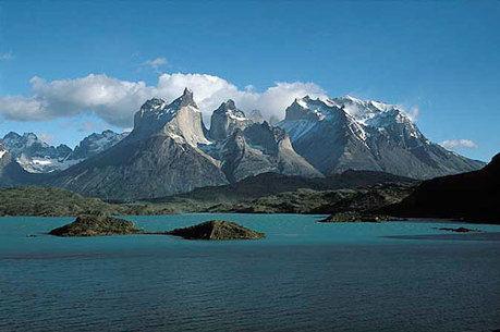 Próxima estación: Las Torres del Paine
