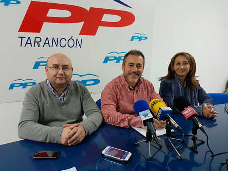 El PP de Tarancón reclama al Gobierno Page mayor diligencia en resolver los problemas del CEDT y en explicar la falta de suministro de vacunas infantiles