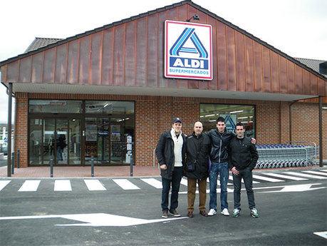 ALDI inaugura su segunda tienda en la capital