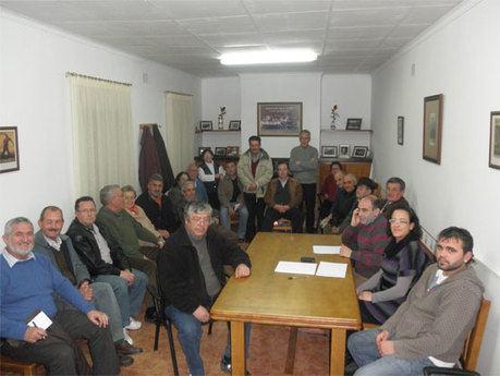 El PSOE de Casas de Benítez reelige a Alfonso Plaza como candidato a la alcaldía