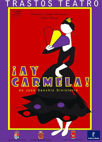Trastos Teatro inicia este año con el estreno de ¡Ay, Carmela!