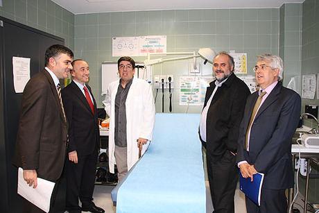 La Junta ha renovado el 34% de la red de centros de salud de la provincia