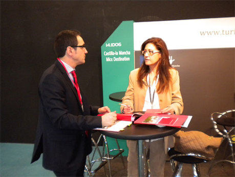 Convention Bureau de Cuenca en FITUR Meetings and events 2011