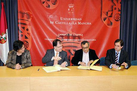 La UCLM renueva su compromiso con la Semana de Música Religiosa de Cuenca