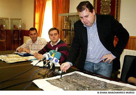 El Ayuntamiento de Tarancón invierte más de 230.000 euros para renovar otra de las generales de alcantarillado