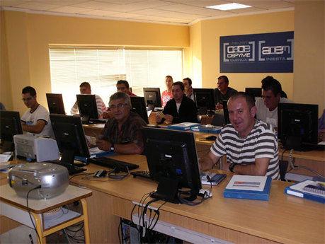 CEOE CEPYME Cuenca comienza diez nuevos cursos en el mes de enero