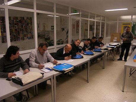 Comienza un nuevo  curso para convalidar el carné de instalador de climatización