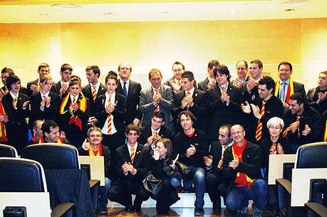 La representación castellano-manchega en las olimpiadas internacionales de Formación Profesional consigue un brillante papel