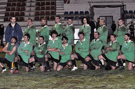 Derrota con sabor a victoria del Club de Rugby 'A Palos'
