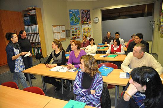 CEOE CEPYME Cuenca inicia un curso de inglés básico que se imparte completamente en este idioma