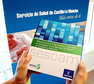La Junta publica la segunda edición del manual dirigido a los profesionales de información y atención al ciudadano de los centros sanitarios