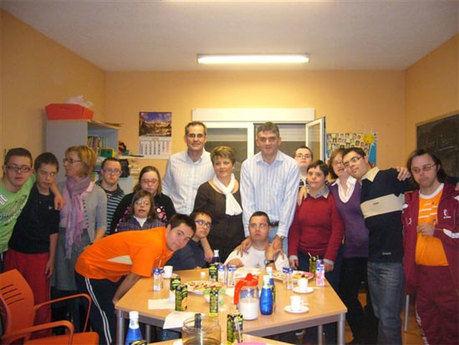La Junta mejora las instalaciones de la sede de la Asociación de padres de Síndrome de Down