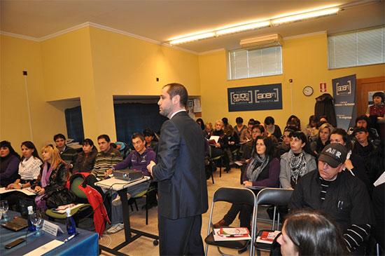 CEOE CEPYME Cuenca congrega a más de sesenta personas en Iniesta en el segundo taller del Cuenca PIEMSA