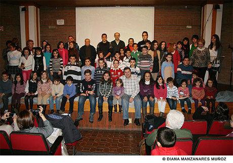 """Raúl Amores: """"En el 2011 es fundamental que el sentimiento de solidaridad siga en todos nosotros"""""""