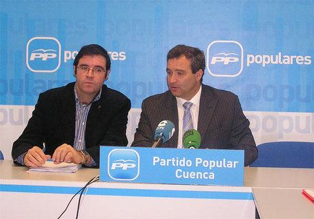 """Pulido: """"Acabamos de cerrar el año más negro de Castilla-La Mancha, y el único responsable de ello es Barreda"""""""