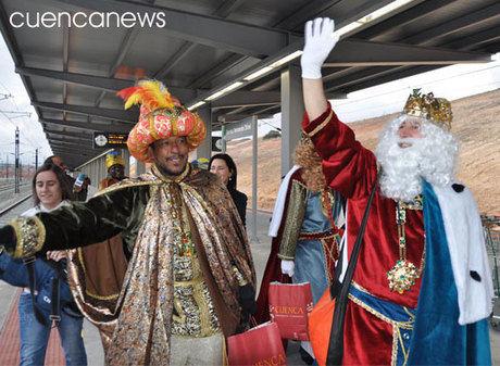 Los Reyes Magos ya están en Cuenca