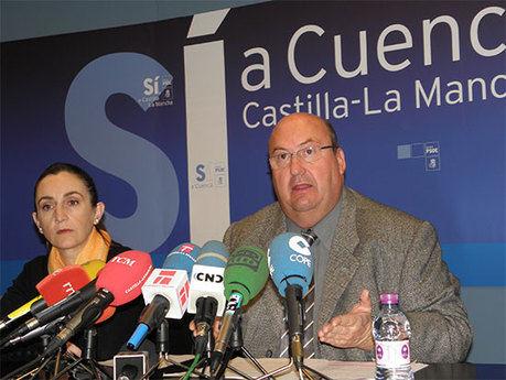 """Molina: """"Casi la mitad de las autovías y autopistas de la región se han construido durante los años de gobierno del presidente Barreda"""""""