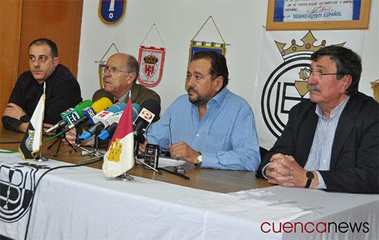 La junta directiva argumenta  los motivos de la destitución de Eloy Jiménez