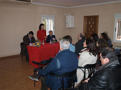 El Subdelegado del Gobierno inaugura el Centro Social Polivalente en la localidad de Pozoamargo