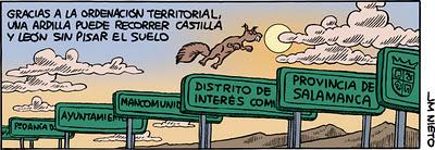 No a la 'comarcalización' de Castilla. Diputaciones y CCAA de Castilla unida