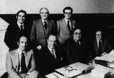 Hombres del régimen