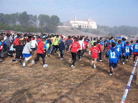 Éxito de la primera prueba del campeonato provincial de campo a través deporte en edad escolar celebrada en Tarancón