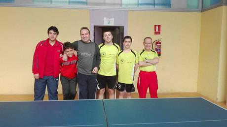 El Club Tenis de Mesa Cuenca saca dos puntos de cuatro posibles en Guadalajara