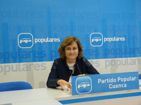 """Martínez: """"El Gobierno de Rajoy ha aumentado un 25% el presupuesto en becas generales y ayudas al estudio, alcanzando 1.420 millones de euros"""""""