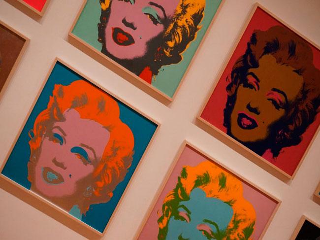 Andy Warhol llena las paredes del Centro San Clemente hasta el 25 de febrero