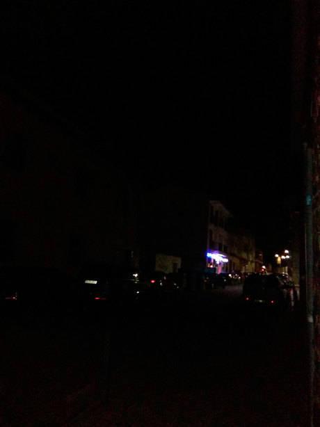 El Partido Popular de Tarancón denuncia que un año después la localidad sigue a oscuras