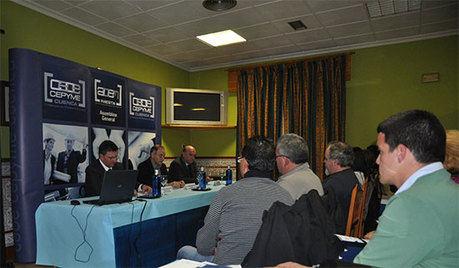 La asamblea de CEOE CEPYME ACEM aporta información útil a los empresarios sobre el polígono industrial