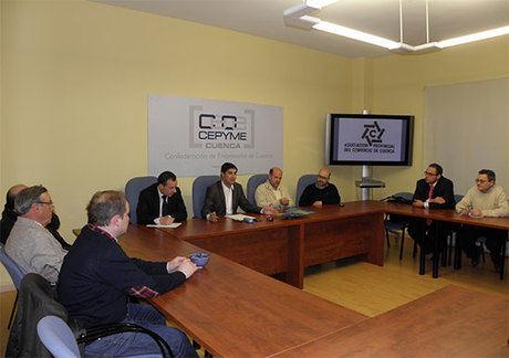 """Ávila: """"Necesitamos un comercio fuerte porque el comercio también hace ciudad y atrae visitantes"""""""