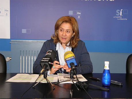 """Torralba: """"Miranzo, concejala en Beteta, no ha asistido ni a la mitad de los plenos de esta legislatura"""""""