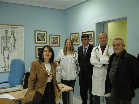 Remodelado el consultorio médico de Vara del Rey