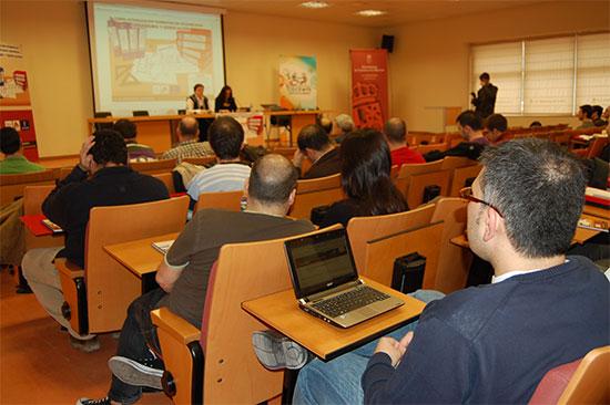 Cruz inauguró hoy el curso 'Normativa, Accesibilidad, Urbanismo y Edificación', organizado por COCEMFE