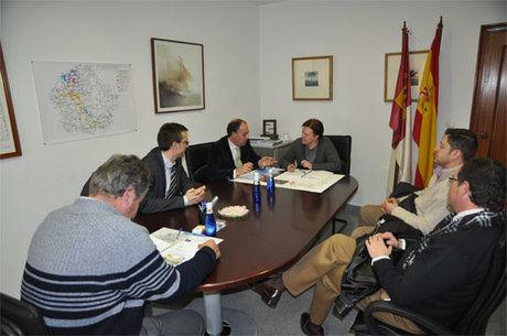 Ordenación del Territorio y Vivienda estudia fórmulas de colaboración con la Feria de la Oportunidad Inmobiliaria